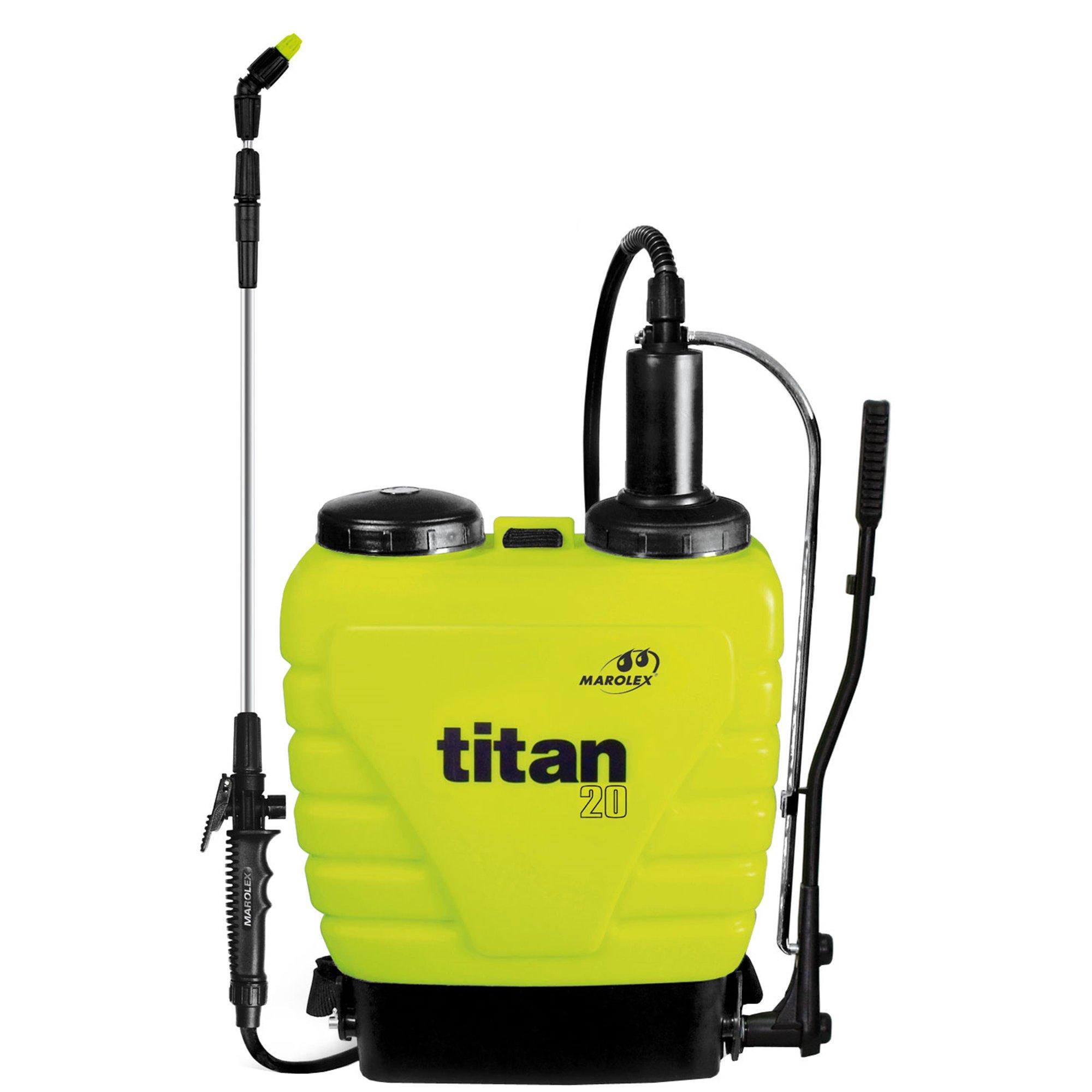 Marolex Sprayer Titan, Dichtung Viton Sprayer Titan 20 L. Viton