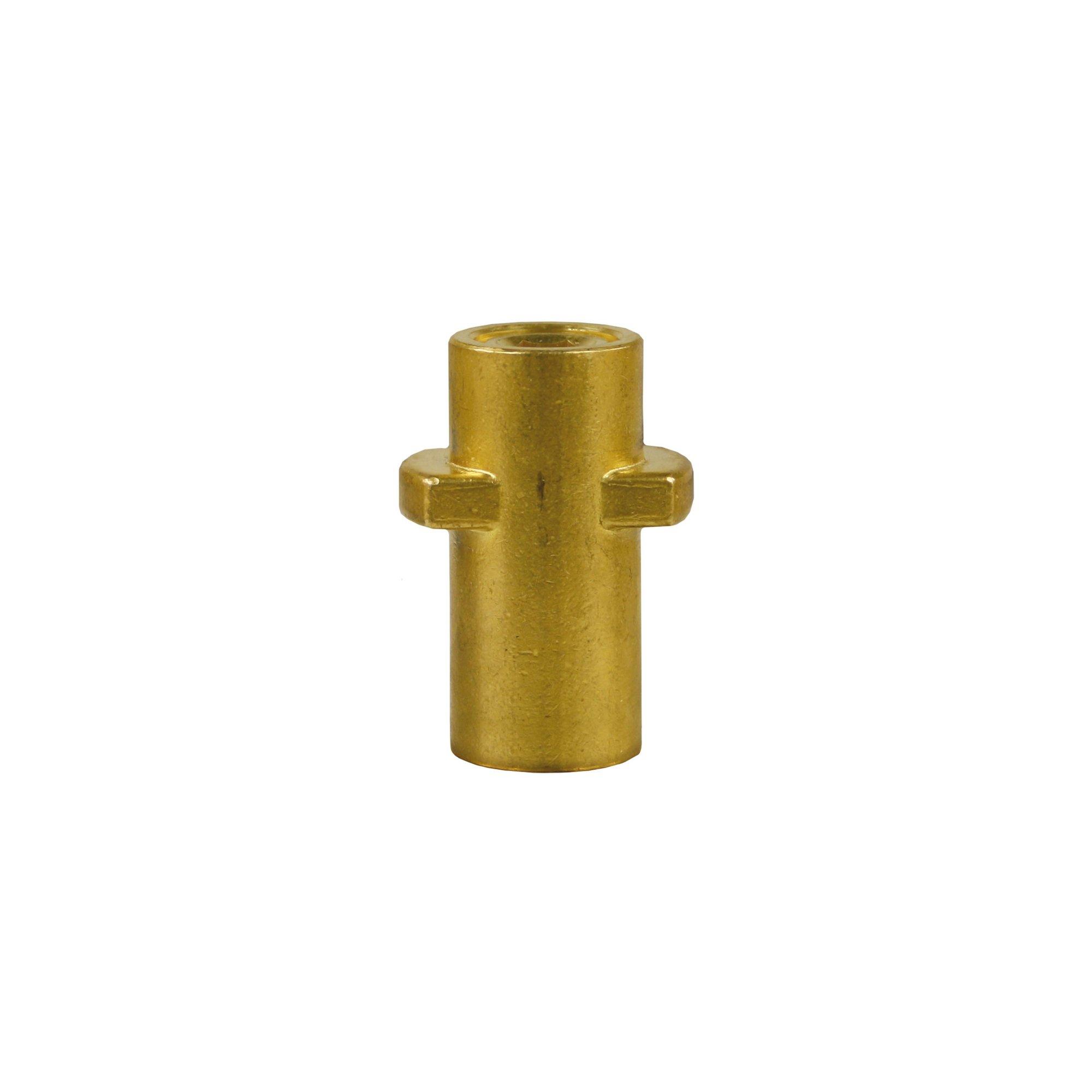 Suttner Adapter Bajonett K Stecker ( Kärcher) Adapter IG 1/4 : Bajonett K Messing