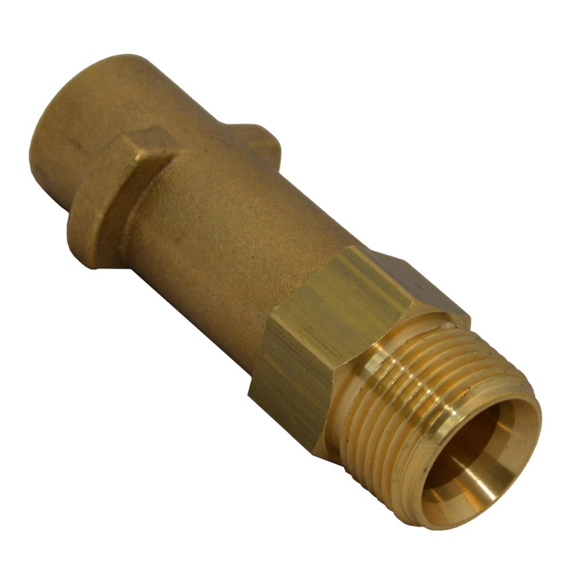 Suttner Adapter Bajonett K Stecker ( Kärcher) Adapter AG 22 : Bajonett K Messing