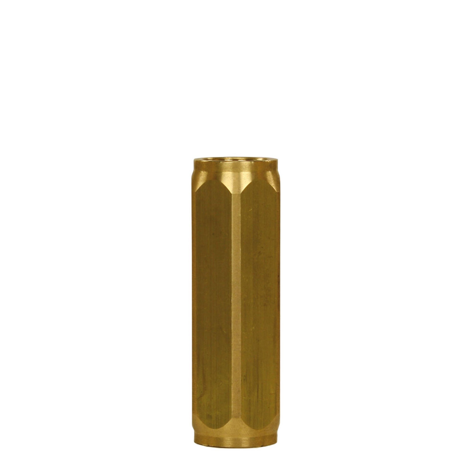 Suttner Rückschlagventil ST 264, max. 150 bar, max. 90°C, Messing Rückschlagventil 1/4 IG ST-264 Messing