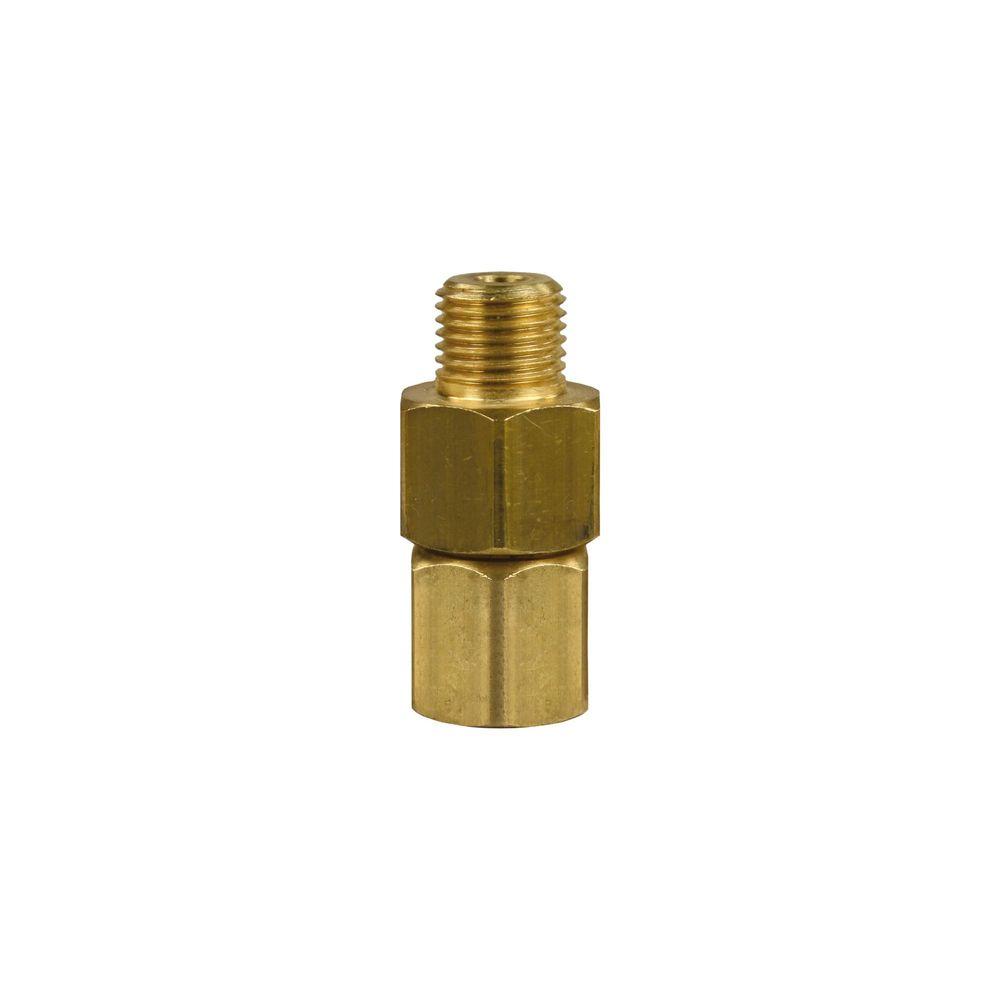 Drehgelenk ST 300, 1/4 Zoll IG - 1/4 Zoll AG, Messing, max. 275 bar, max. 90°C