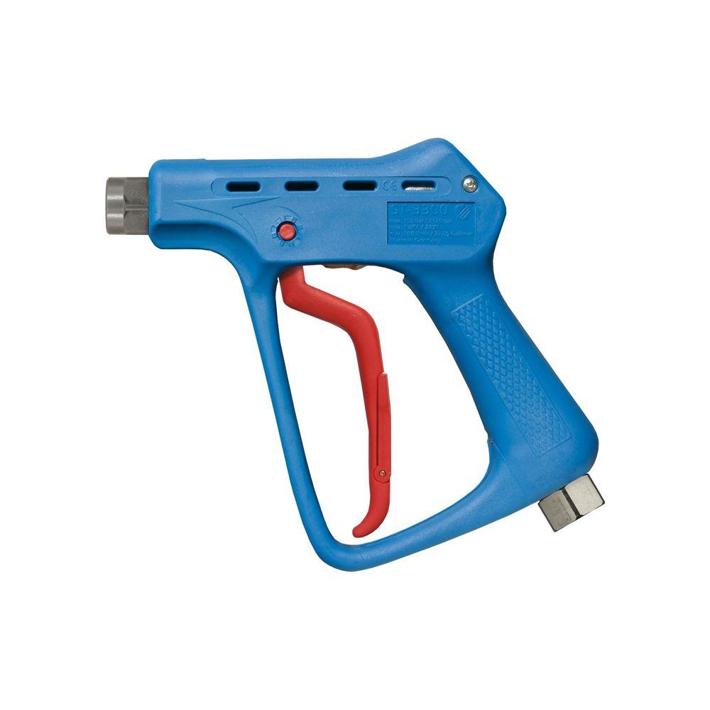 """Schaumpistole ST-3300, E=1/2"""" IG, A=1/2"""" IG, max. 150 bar, max. 150°C, max. 100 L/min, Edelstahl"""