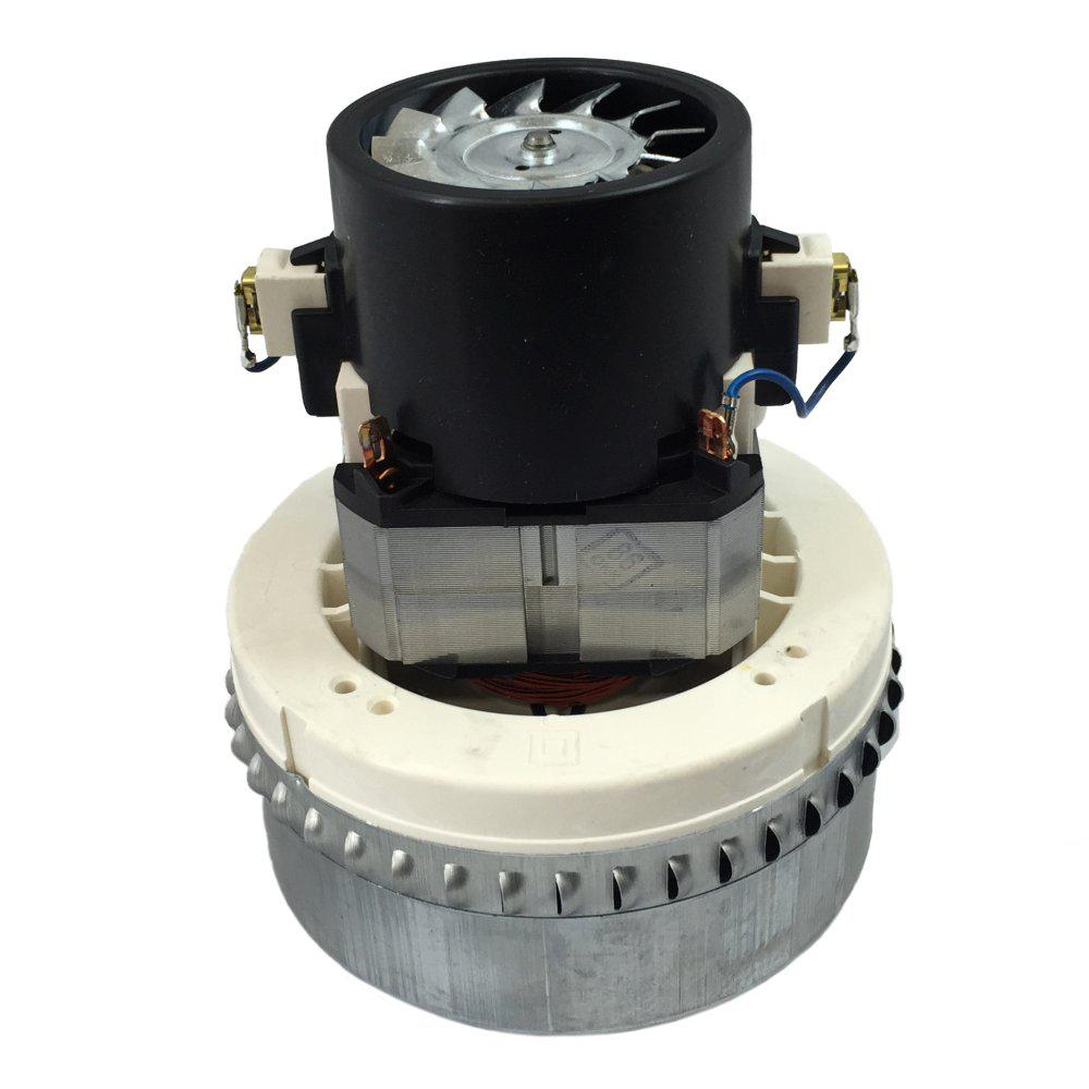Domel Saugerturbine 800 W, Typ 361, 2-stufig, H=163mm, D=144mm, TH=72mm, 230V/50Hz – Bild 1