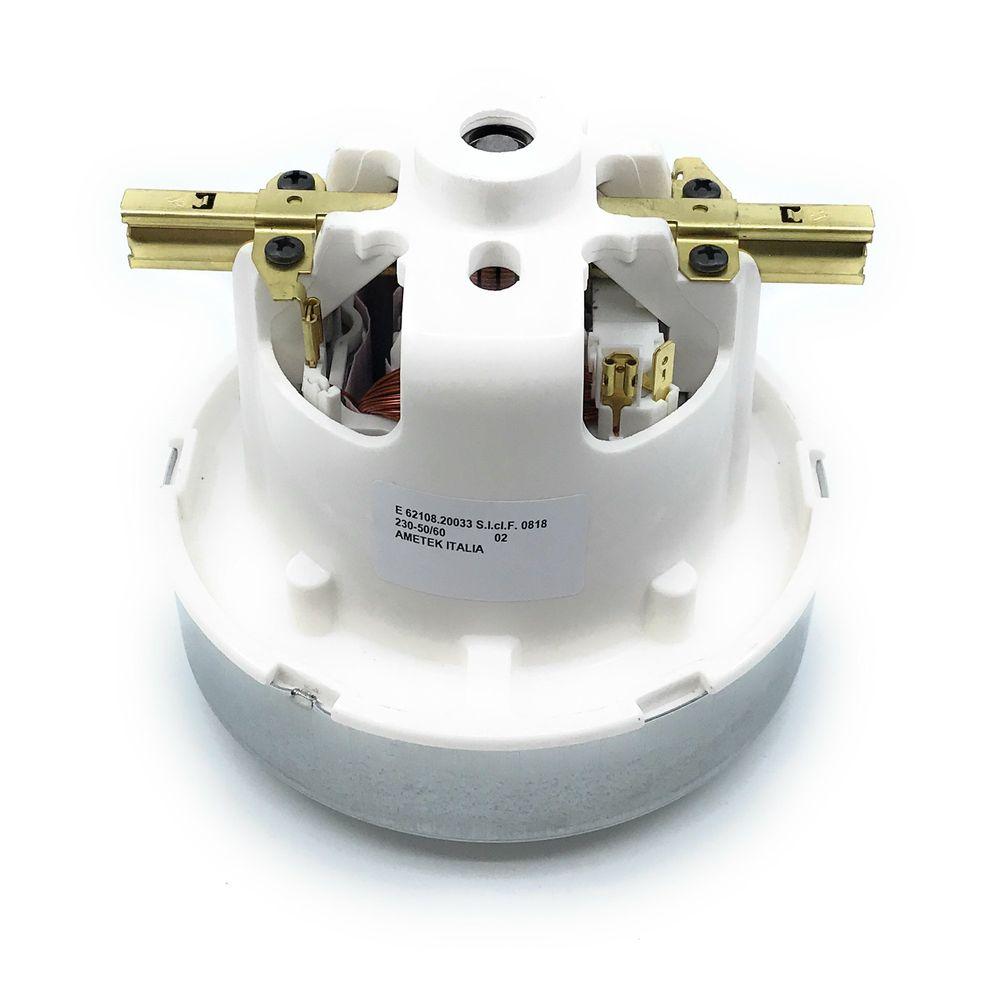 Ametek Saugerturbine 1000 W, Typ 063200074, 1-stufig, H=122mm, D=132mm, TH=45mm, 230V/50Hz – Bild 5