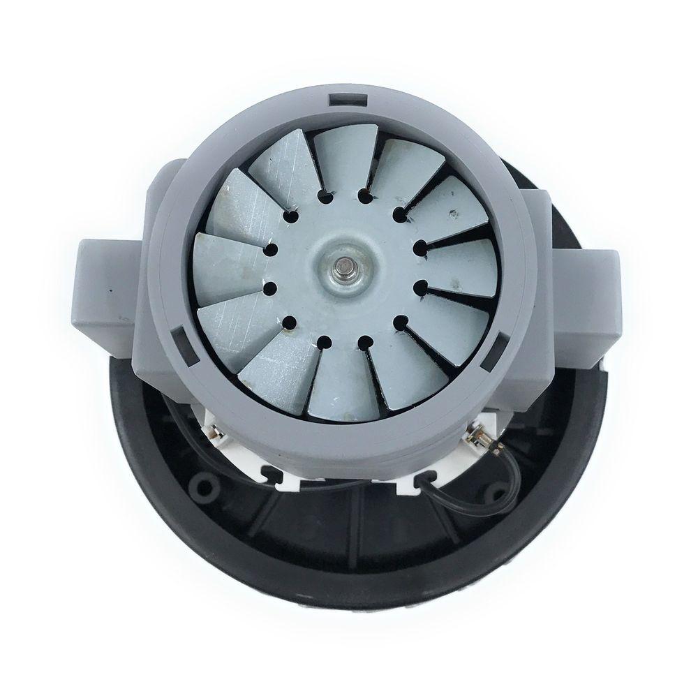Ametek Saugerturbine 1000 W, Typ BDS10302, 2-stufig, H=167mm, D=144mm, TH=70mm, 230V/50Hz – Bild 3