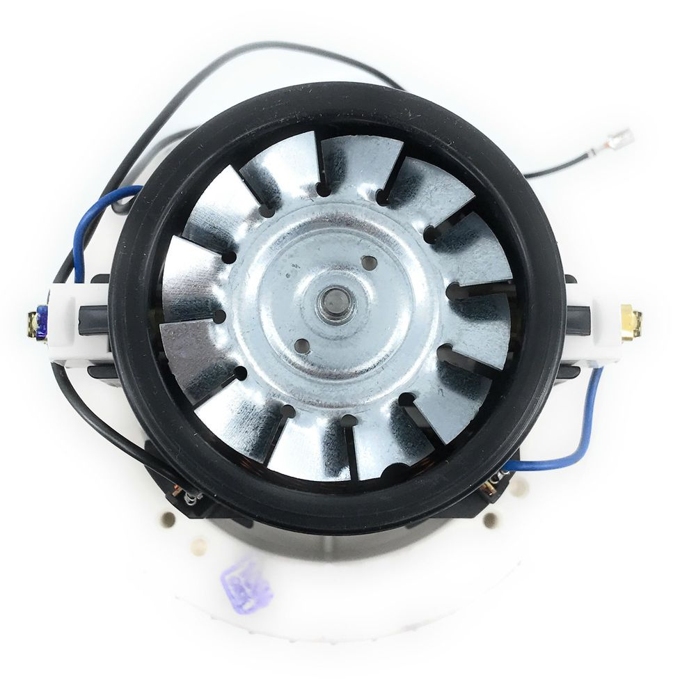 Domel Saugerturbine 1200 W, Typ 7778-5, 2-stufig, H=178mm, D=144mm, TH=72mm, 230V/50Hz – Bild 3