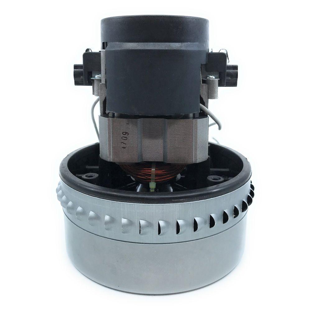 Universal Saugerturbine 1200 W, 2-stufig, H=170mm, D=144mm, TH=66mm, 230V/50Hz