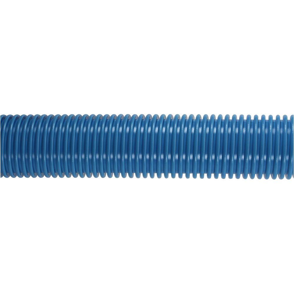 Schlauch D=38mm, 20 Meter Rolle, blau
