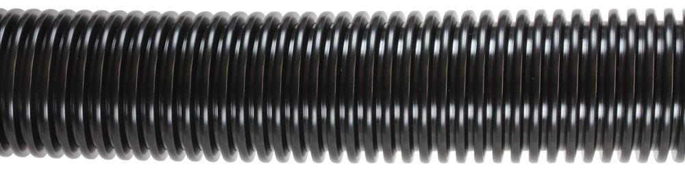 Schlauch D=38mm, 20 Meter Rolle, schwarz