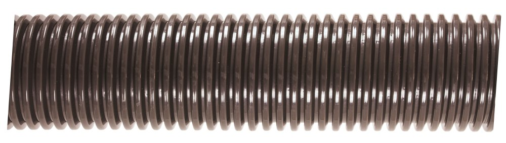 R+M de Wit Schlauch D=50mm, braun, 25 Meter Rolle, ölbeständig Schlauch 50 mm 25 M. Rolle braun | Ölbeständig