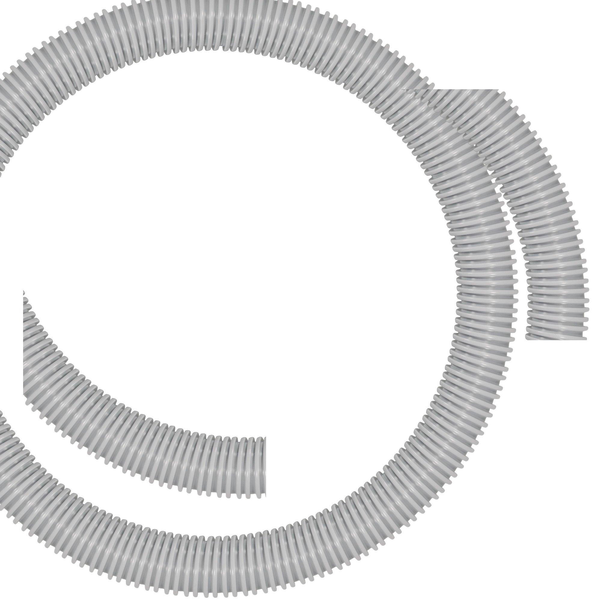 R+M de Wit Schlauch D=50mm, grau, Meterware Schlauch 50 mm grau Meterware | Max. Rollenlänge 20 M.