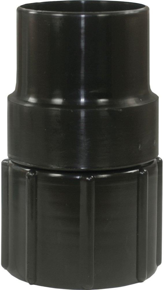Muffe Schlauch D=50mm auf Zubehör D=58mm, drehbar, PVC, antistatisch