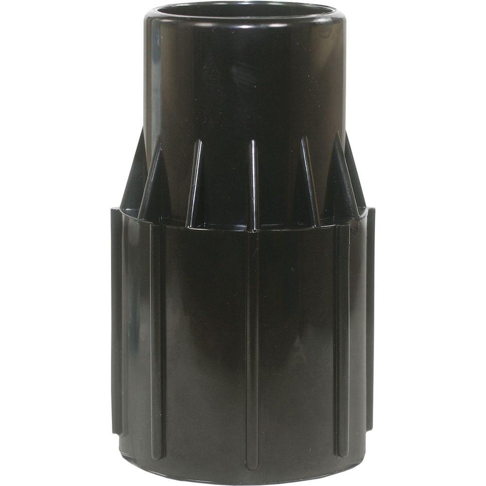 Muffe Schlauch D=50mm auf Zubehör D=50/58mm, Gummi