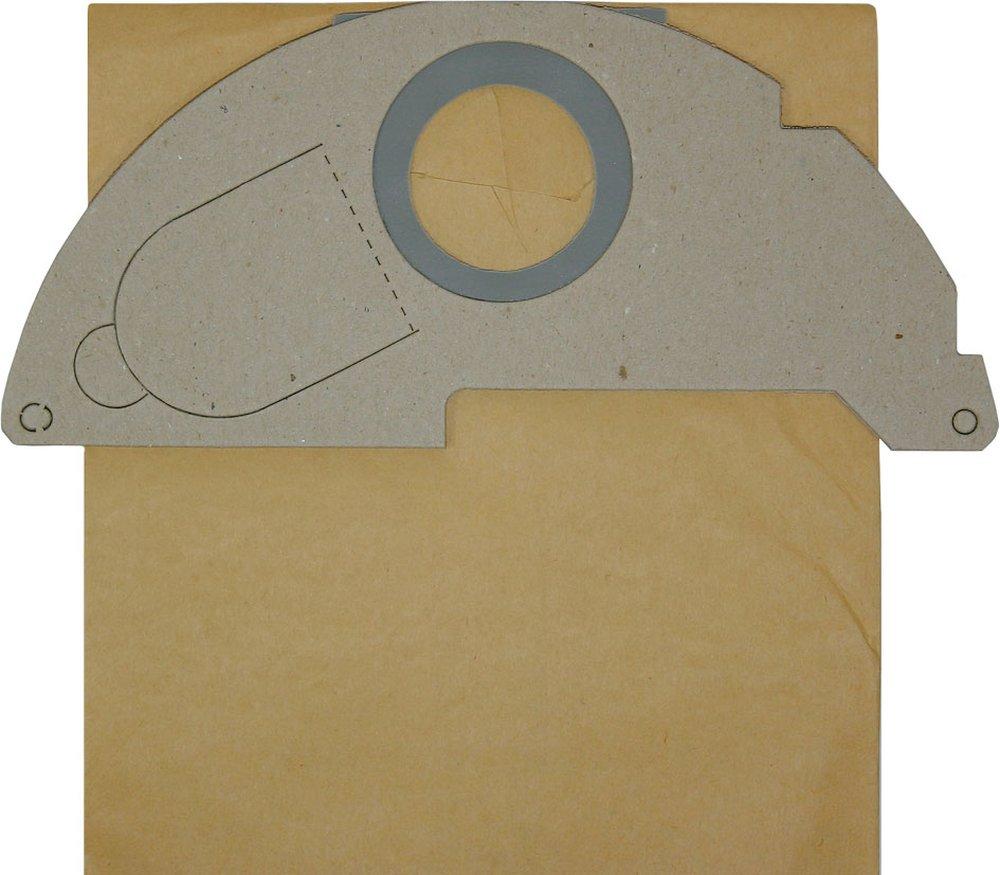 Filtertüten doppellagig (10/200) passend | Nilfisk HEPA12 – Bild 1
