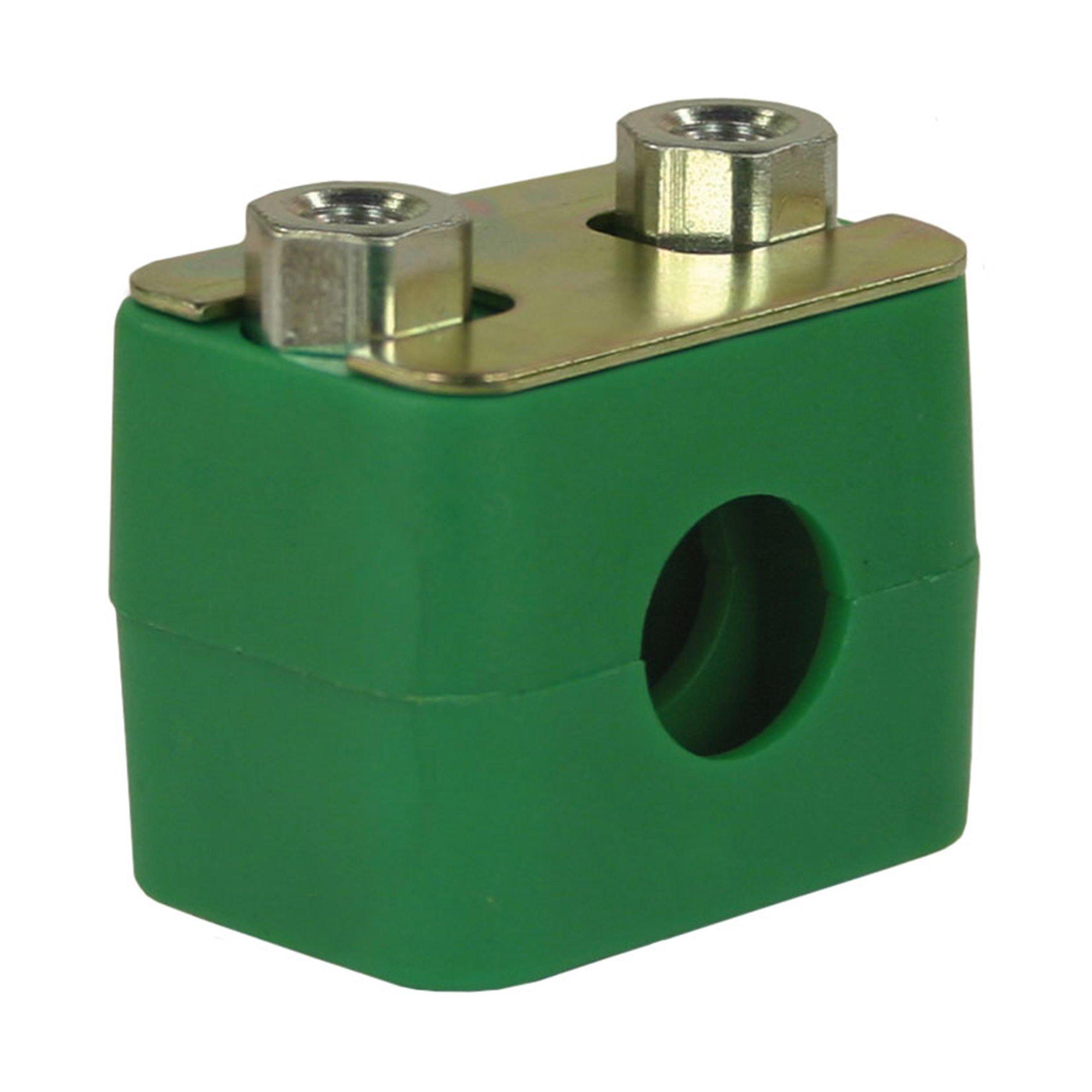 R+M de Wit Rohrschelle 15 mm zum Aufbau