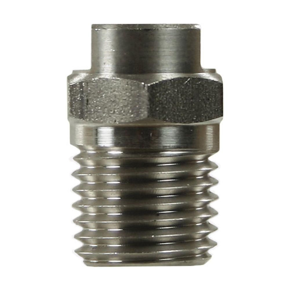 Hochdruckdüse Spraying Systems, 1/4 Zoll AG NPT, Aufprallkraft 100%