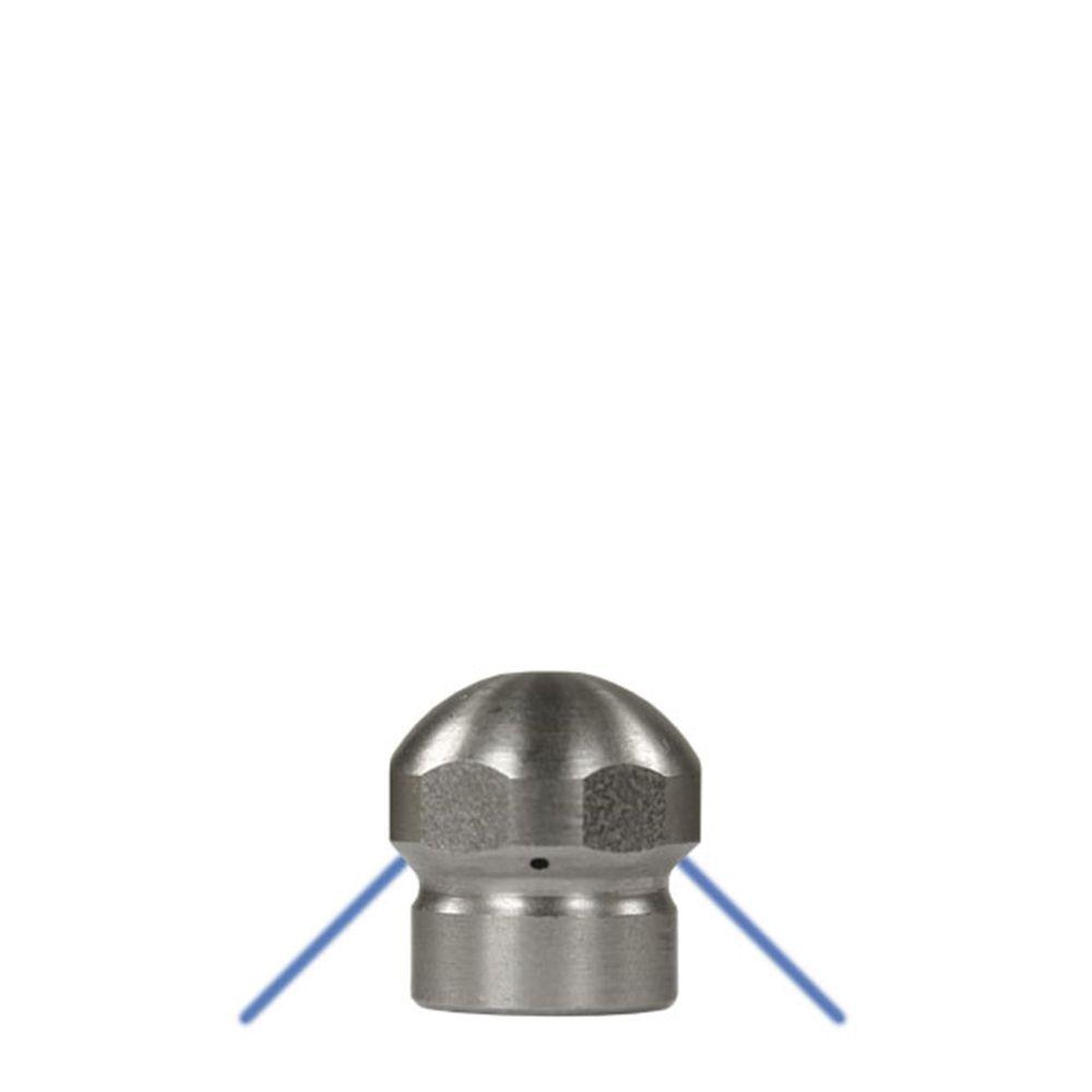 Rohrreinigungsdüse ohne Frontbohrung – Bild 1
