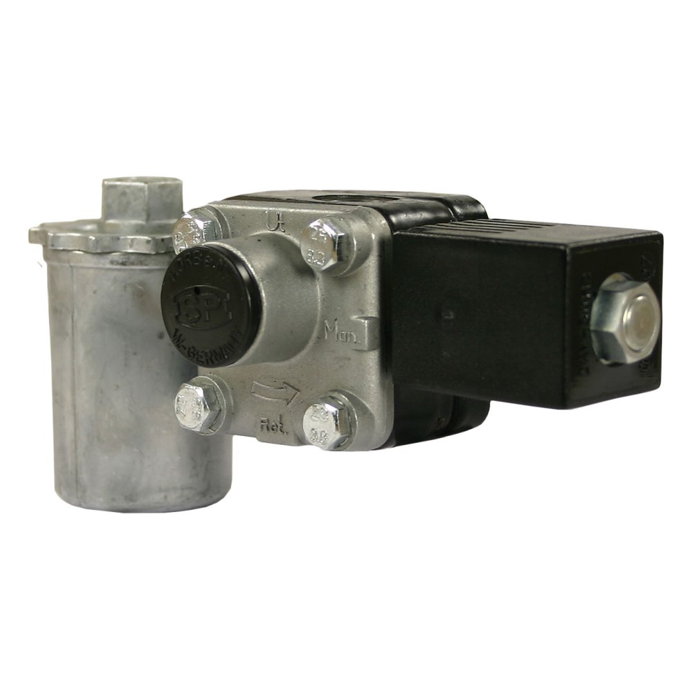 SP Industrieprodukte Ölpumpe SP, Typ:46L5416 M, 24V, Nabe=32mm, Rechts Ölpumpe SP-46-32 MV  24 V rechts   Typ:46O5416 M