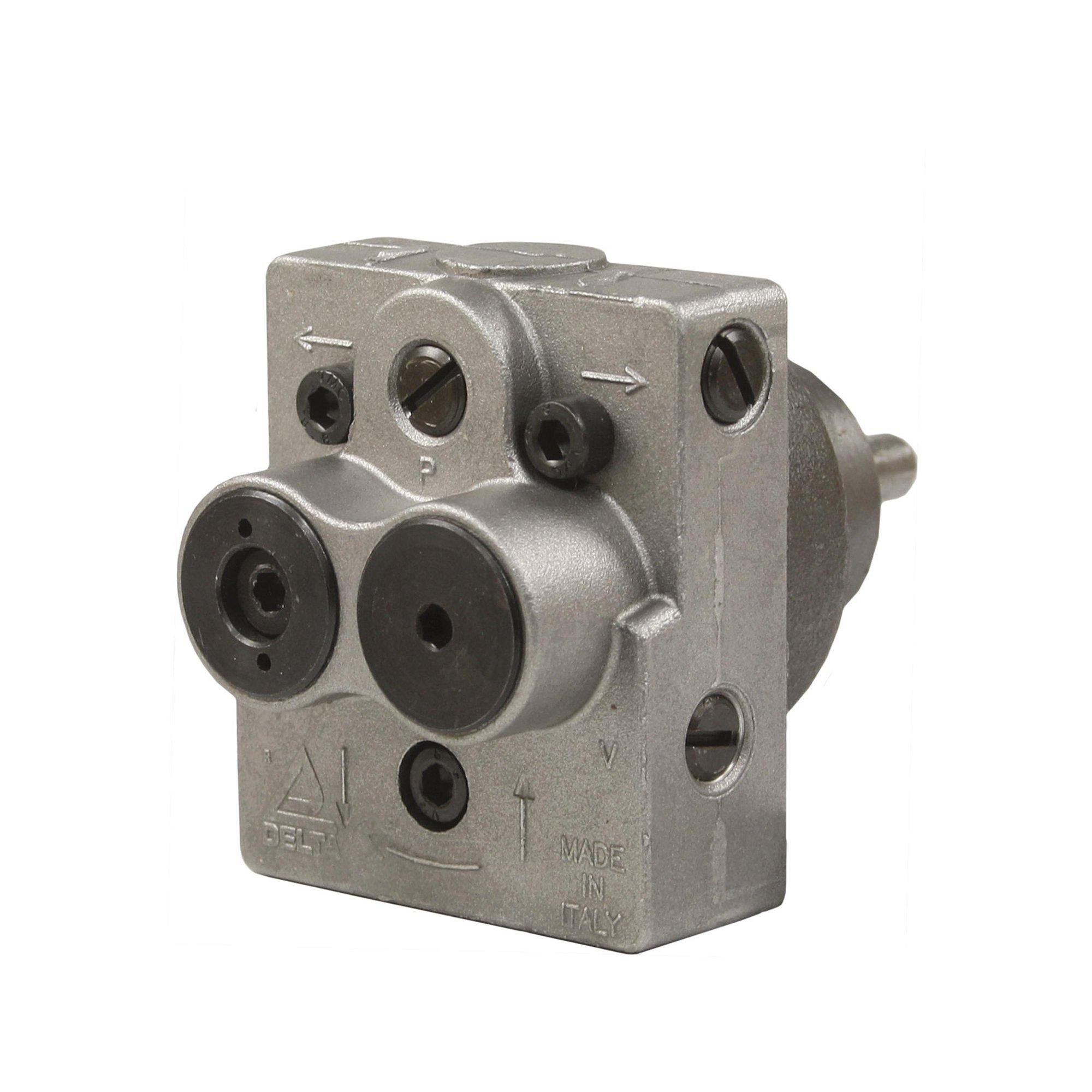 Ölpumpe DELTA, Typ AD1R2, Nabe=32mm Ölpumpe DELTA AD1 R2