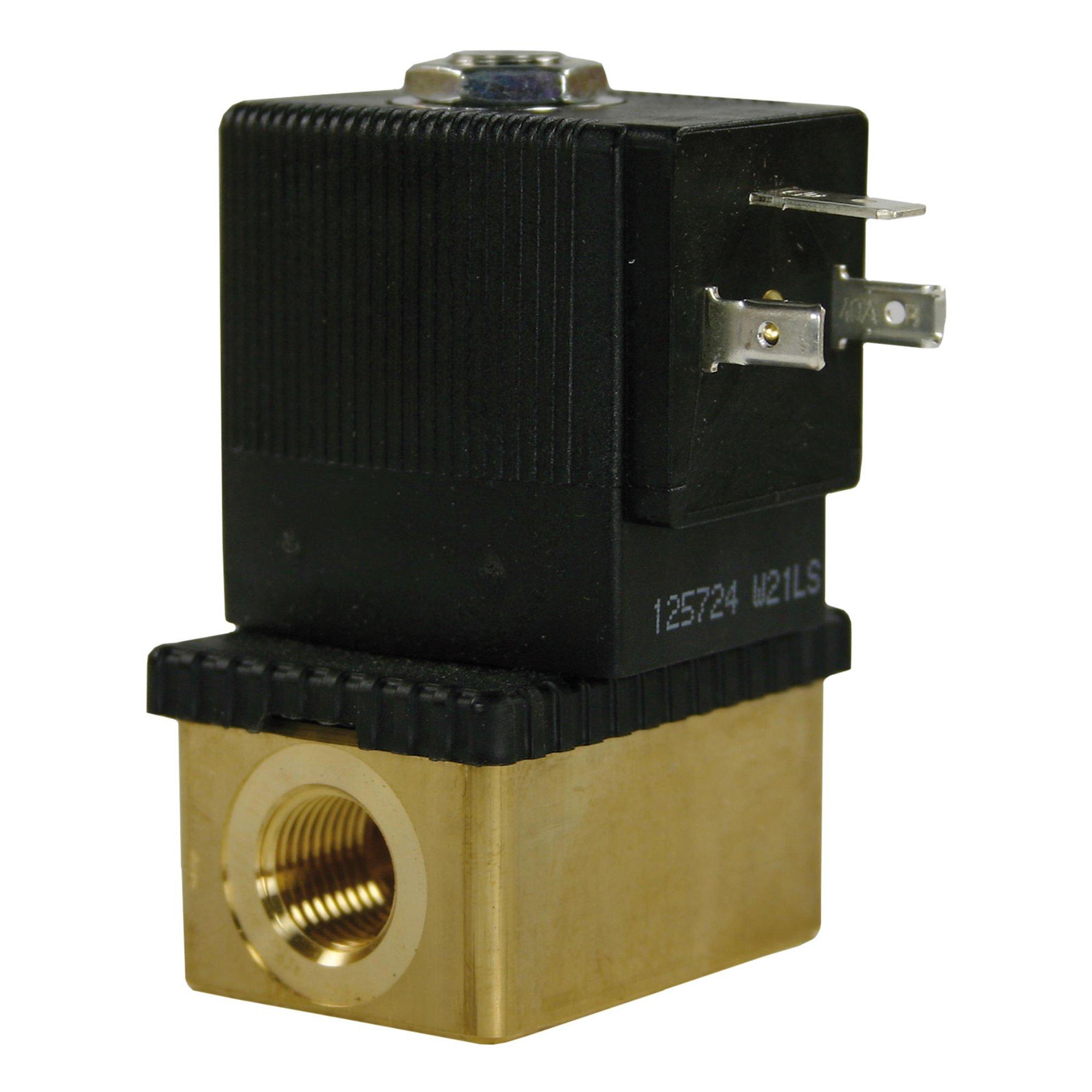 Magnetventil Bürkert Typ 6013 MV-Bürkert 6013 1/4  24V-50Hz 0-6b