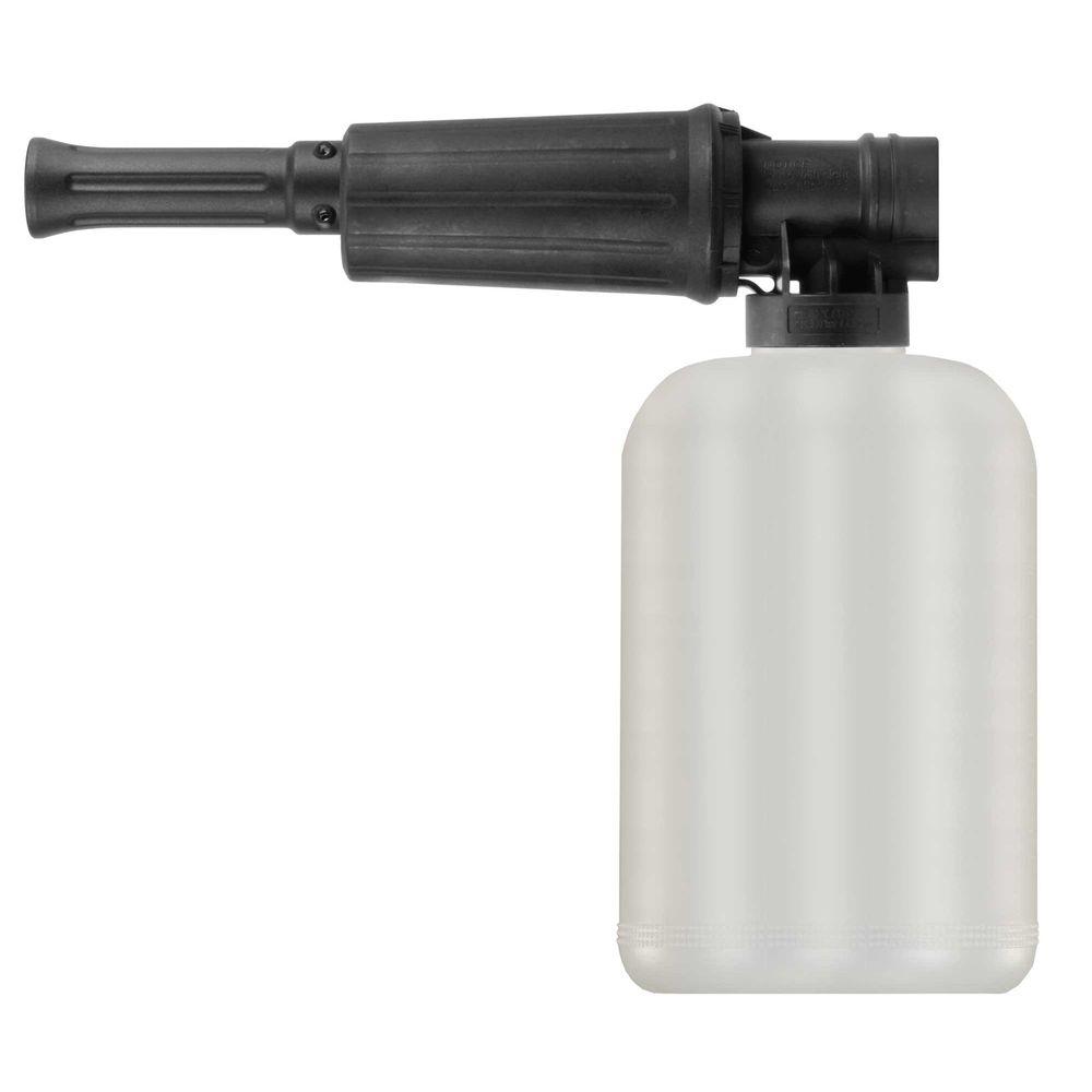 easyfoamer Schaumlanze ST-73.2, 1/4 Zoll Innengewinde, D=1.5, 2 Liter, max. 300 bar, max. 80°C, ohne Pad – Bild 1