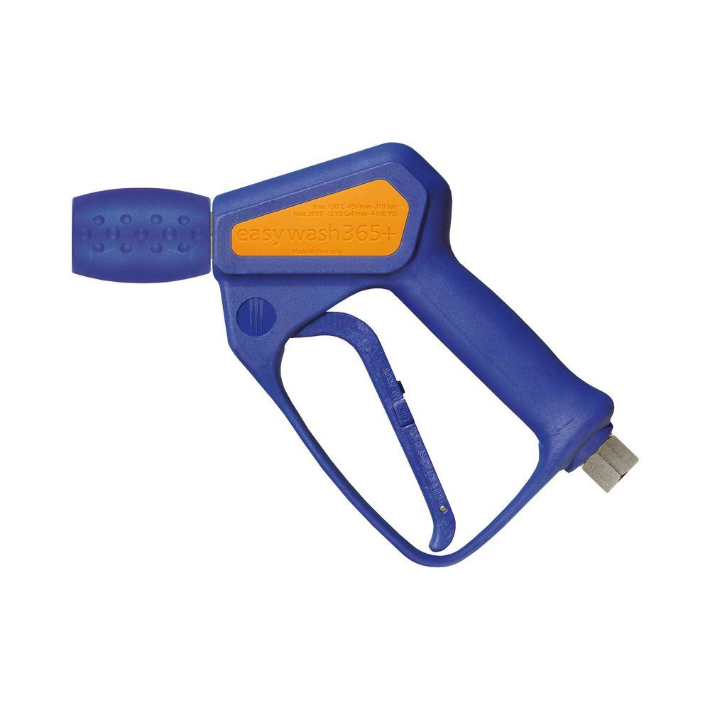 "HD-Pistole easywash365+ Frostschutzkolben, E=3/8"" IG (drehbar), A=1/4"" IG (drehbar), max. 310 bar, max. 150°C, max. 45 L/min – Bild 1"