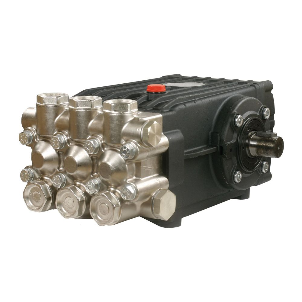Interpump Pumpe HT 6646S, max. 46L/min, max. 170 bar, 1450 U/min, 14,7 kW, Welle links