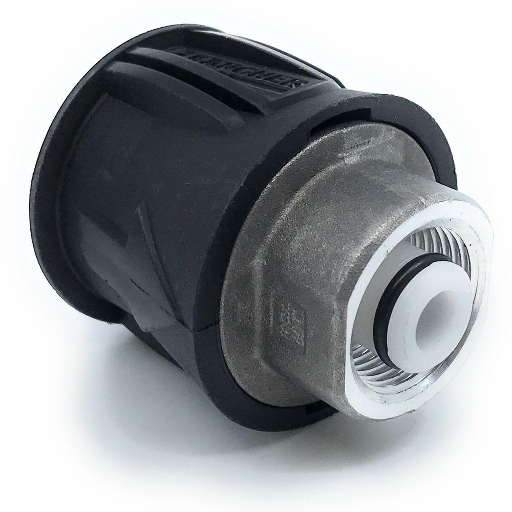 Schnellkupplung Kärcher QuickConnect auf M22 x 1.5mm – Bild 4