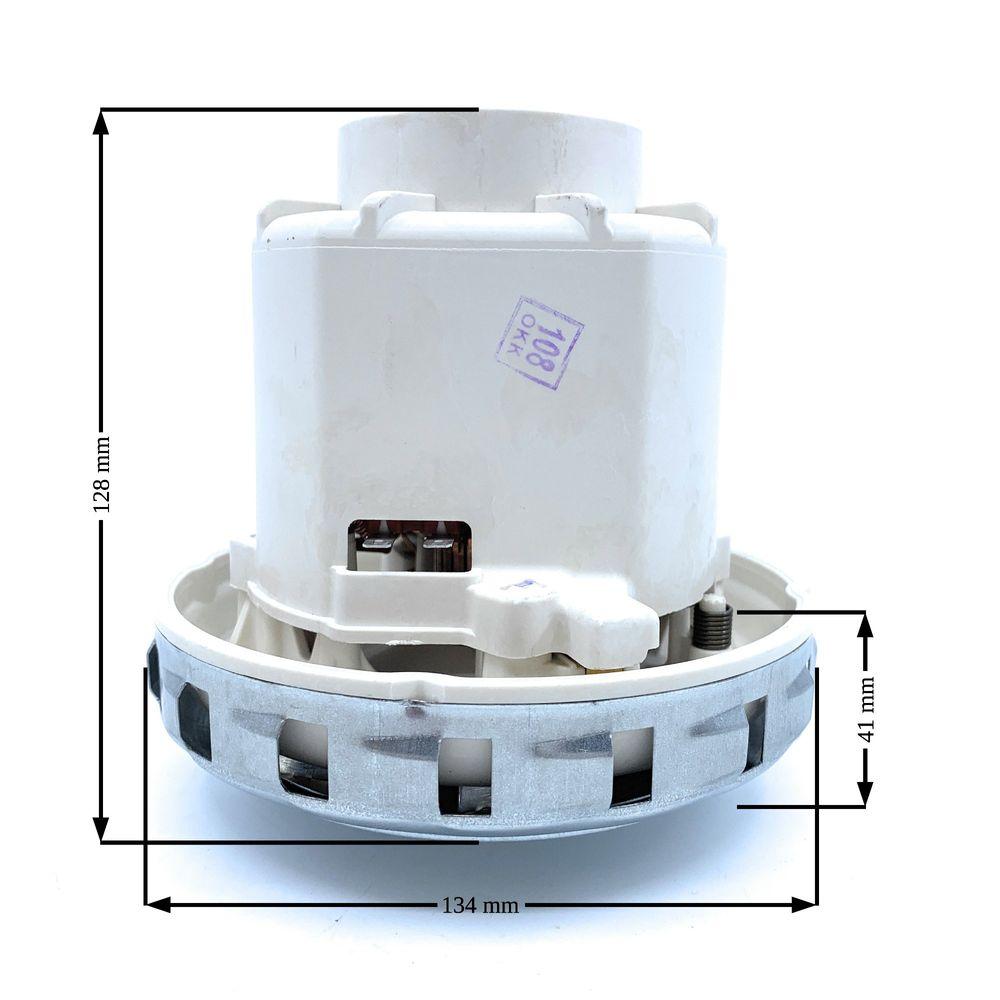 Domel Saugturbine 467.3.404-2, 1500 Watt, 1-stufig – Bild 2